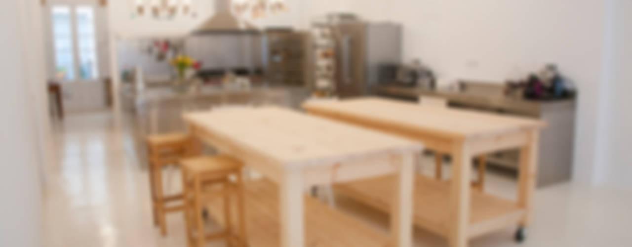 """La cocina de Giovanna """"Giovannaskitchen"""" Cocinas de estilo industrial de F Design Studio Industrial"""