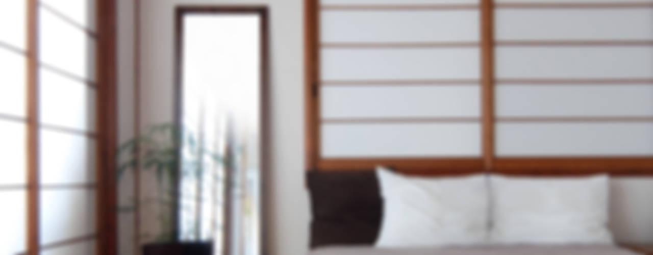 GARRET CRAFTONE モダンスタイルの寝室