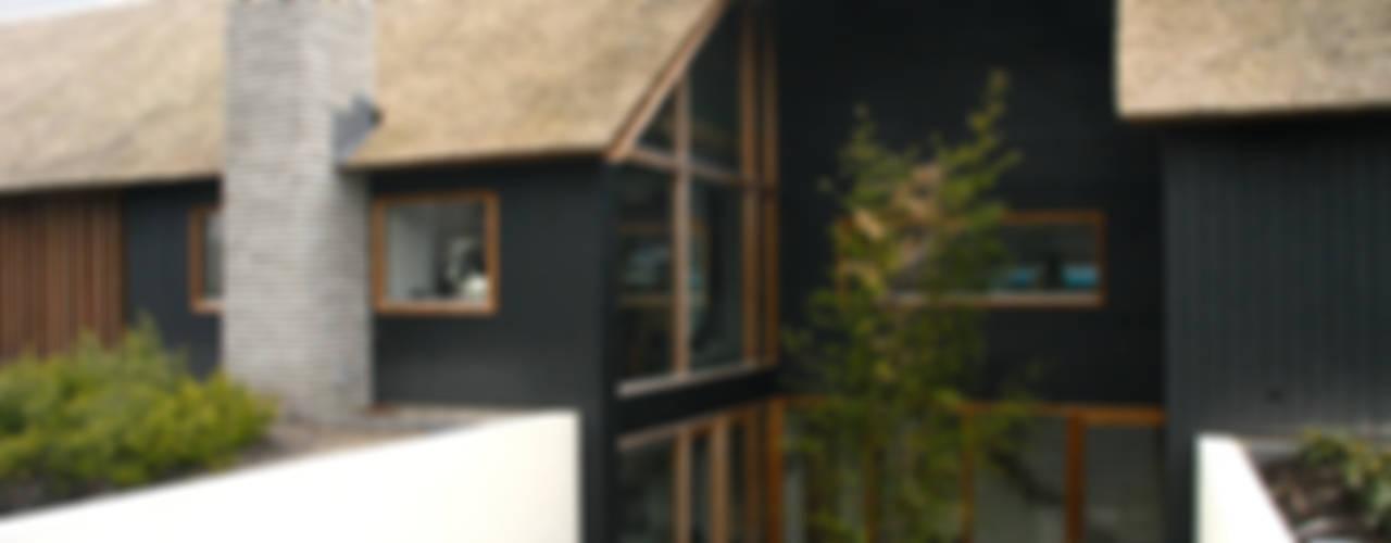 Schuurwoning Leusden:  Huizen door Kwint architecten,