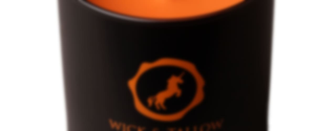 Wick & Tallo Lemongrass & Neroli Candle Wick & Tallow CasaAccessori & Decorazioni