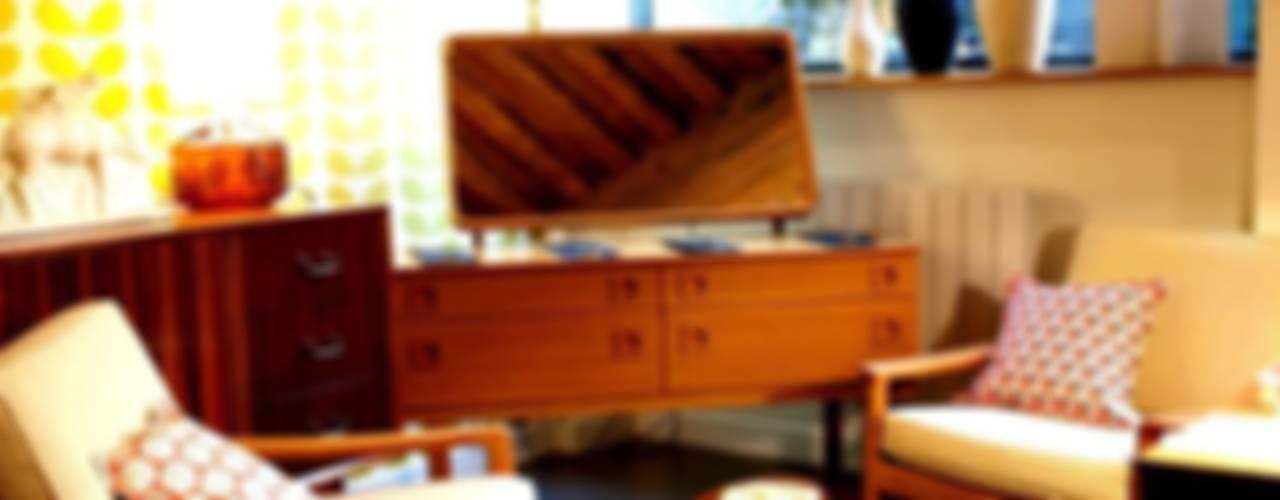 Przestrzenie biurowe i magazynowe od L'oeil vintage