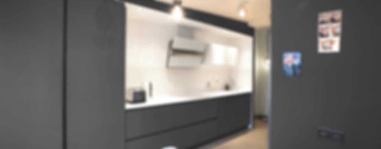Кухня в стиле модерн от GRUPA HYBRYDA Модерн