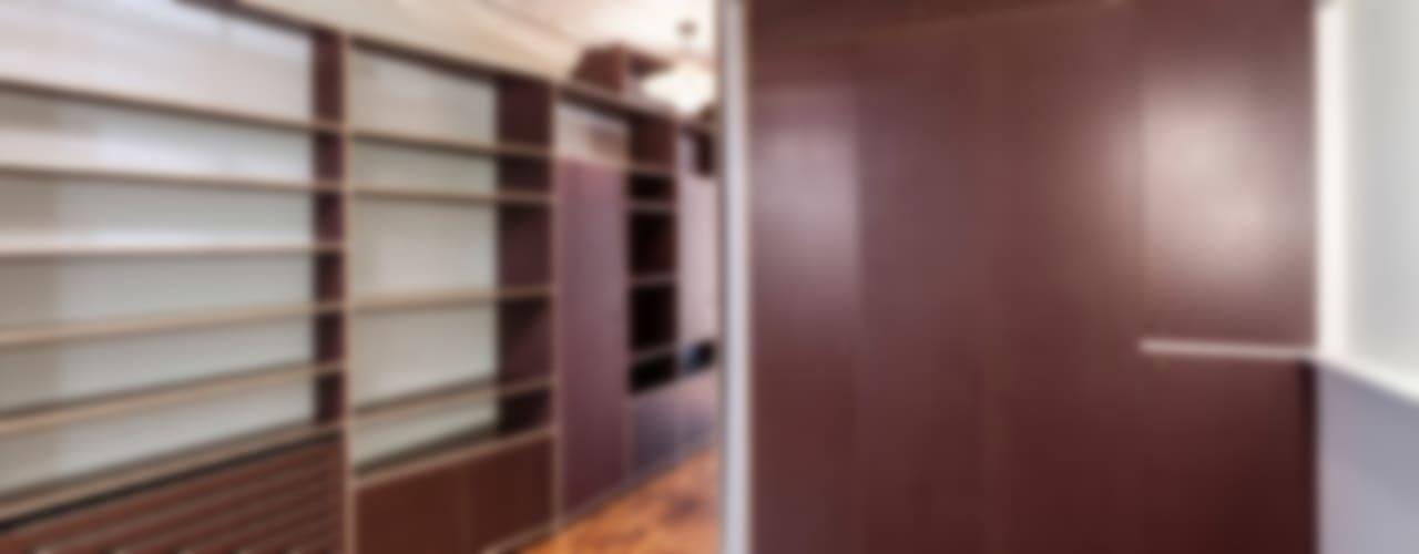 玄関・廊下・階段 の apie architectes