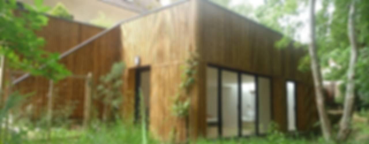 Minimalistische balkons, veranda's en terrassen van AADD+ Minimalistisch