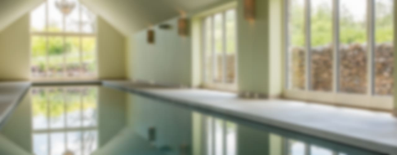 Бассейн в . Автор – London Swimming Pool Company