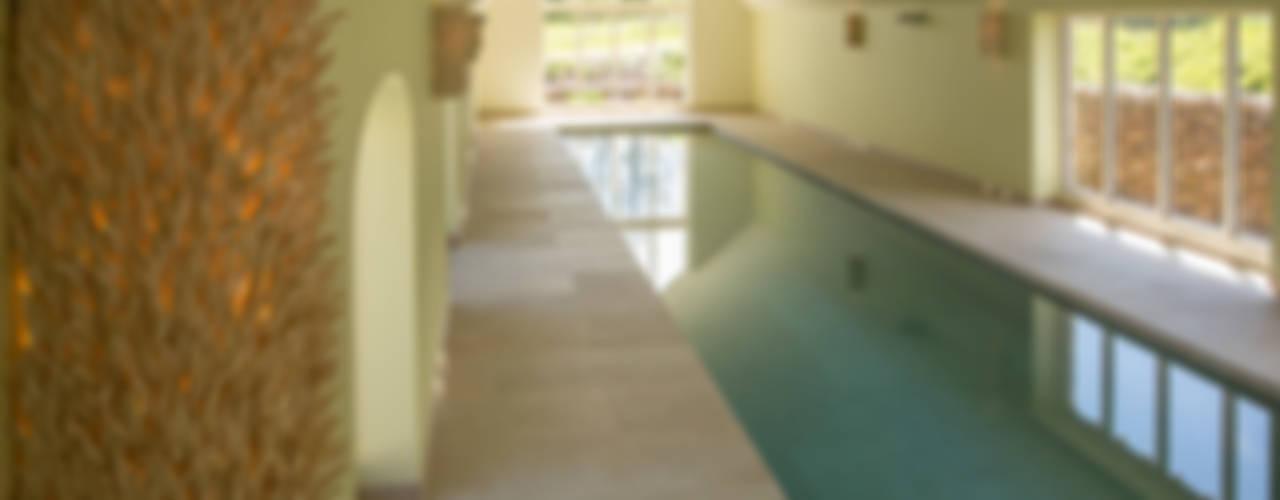 Award Winner - Engineering First Creates Super Energy Efficient Pool London Swimming Pool Company Minimalist pool