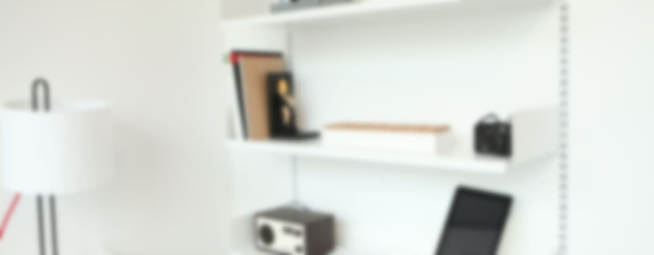 FLOATING SHELVING SYSTEM: THE THING FACTORY 의