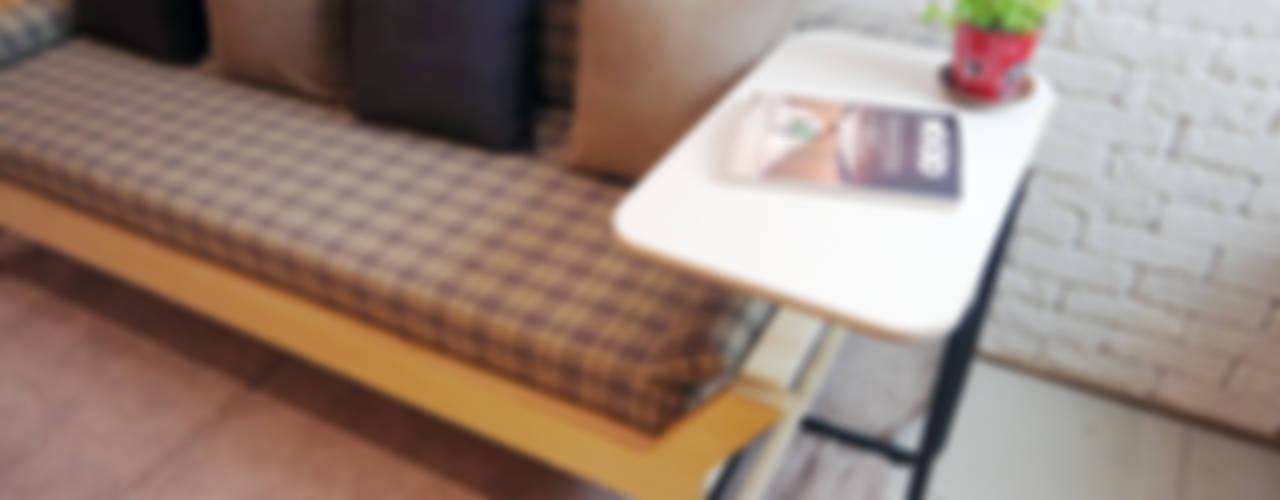N.E fabric bench: Design-namu의