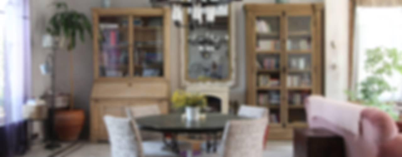 Столовые комнаты в . Автор – Orkun İndere Interiors