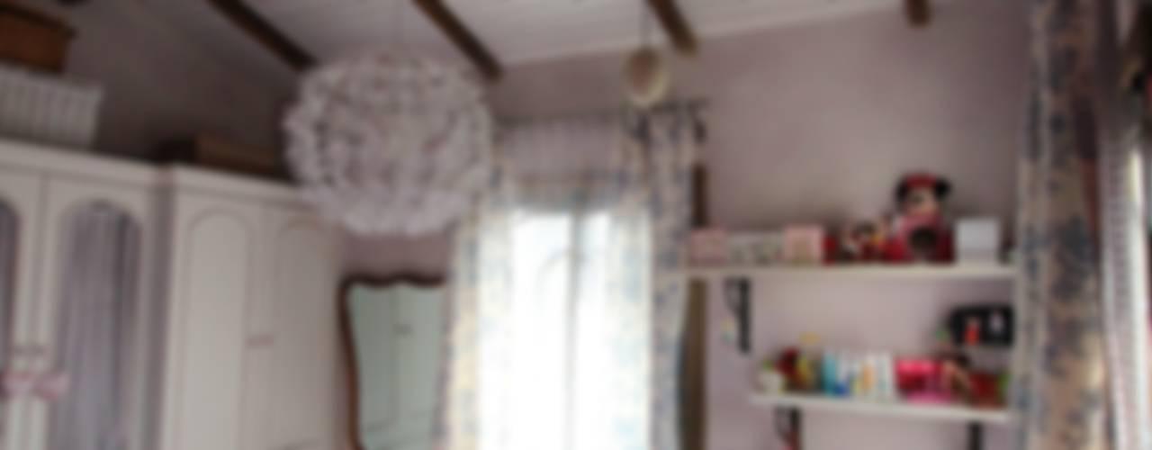 Provence Villa in İstanbul Kırsal Çocuk Odası Orkun İndere Interiors Kırsal/Country