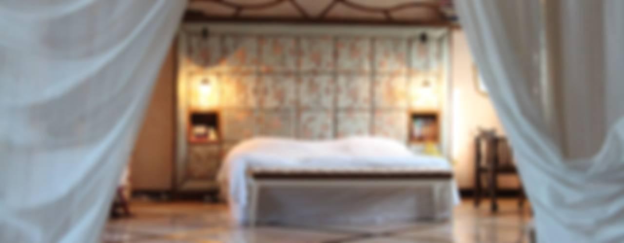 Provence Villa in İstanbul Kırsal Yatak Odası Orkun İndere Interiors Kırsal/Country