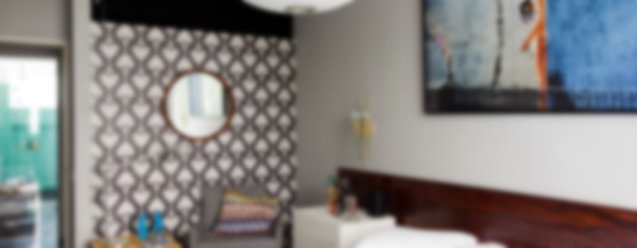 Bedroom by Mauricio Arruda Design