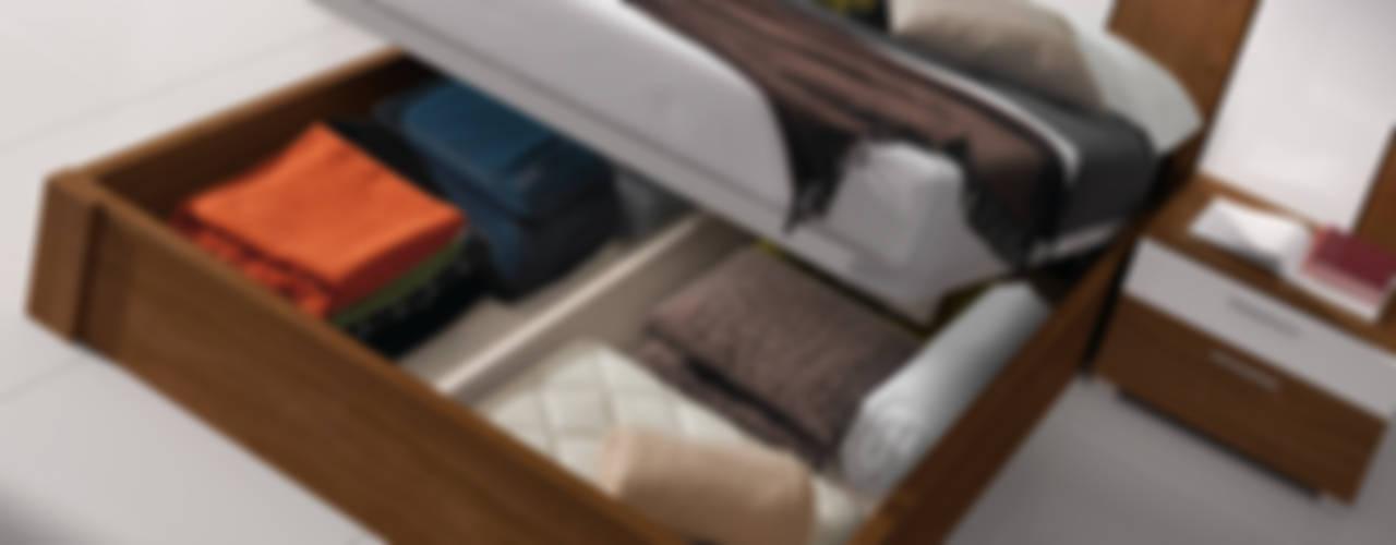 Спальня в стиле модерн от Baixmoduls Модерн