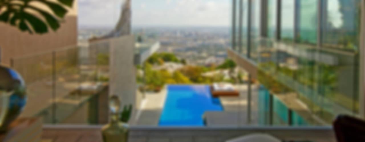 Blue Jay Way Moderne Häuser von McClean Design Modern