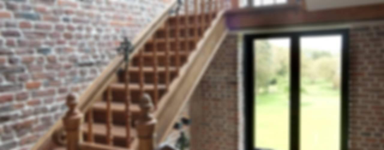 Innen-Und Aussenaufnahmen einer Villa im Privatgebrauch:  Flur & Diele von SONJA SPECK FOTOGRAFIE,Modern