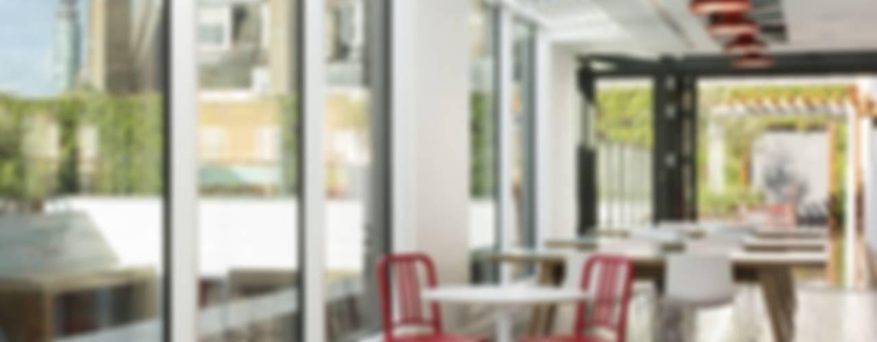 Coca Cola HQ Roof Terrace от Biotecture