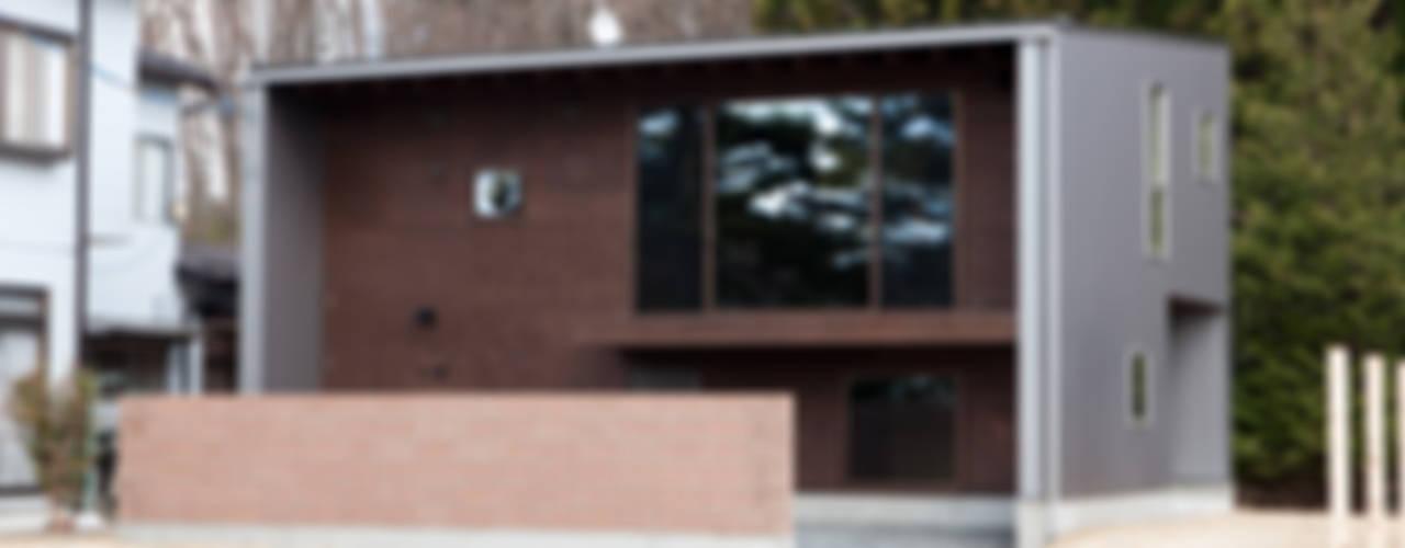 小和滝の家(こわだきのいえ) モダンな 家 の 前原尚貴建築設計事務所/Naotaka Maehara Architectural Design Office モダン