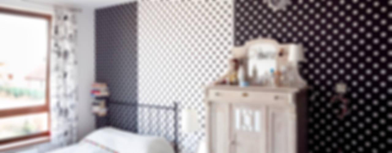 Eclectische slaapkamers van PIANZU Eclectisch
