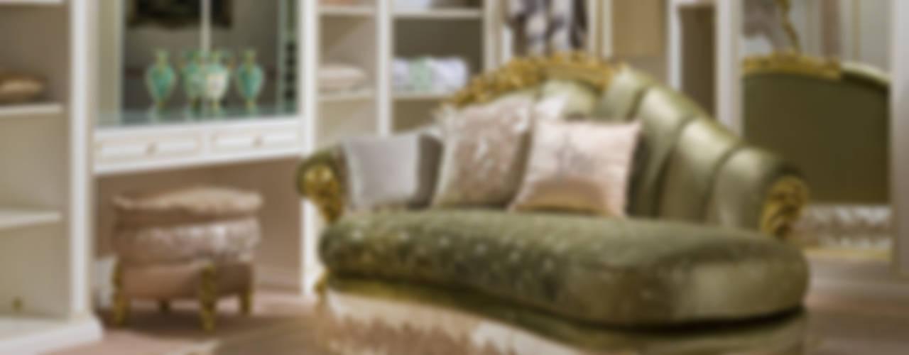 Meroni Francesco e Figli 臥室沙發與躺椅