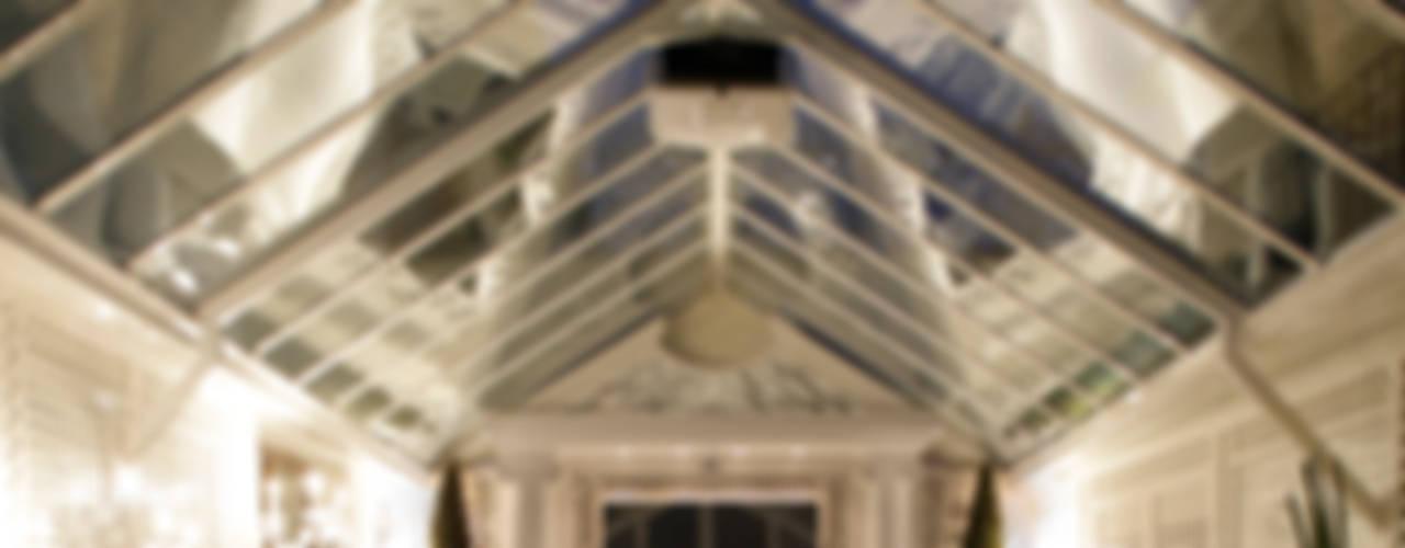 Classic style conservatory by Studio di Architettura Alberto Ambrosini Classic