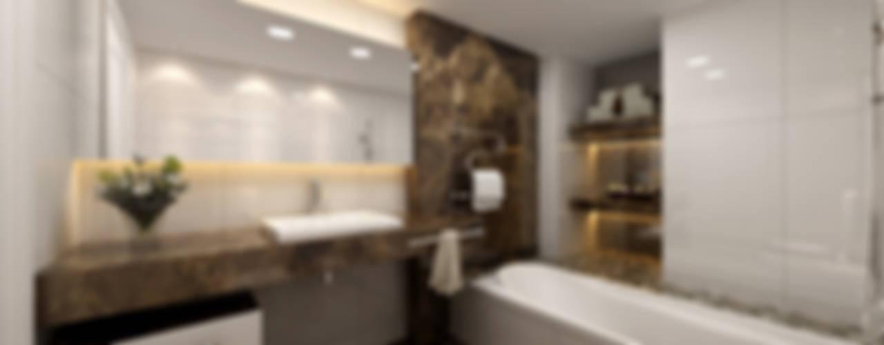 Interior bathroom Marmi di Carrara BañosLavamanos