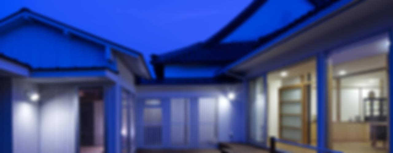宇佐の家: 俵・小畠建築設計事務所  / Tawara・Obatake Architect & Associatesが手掛けた庭です。