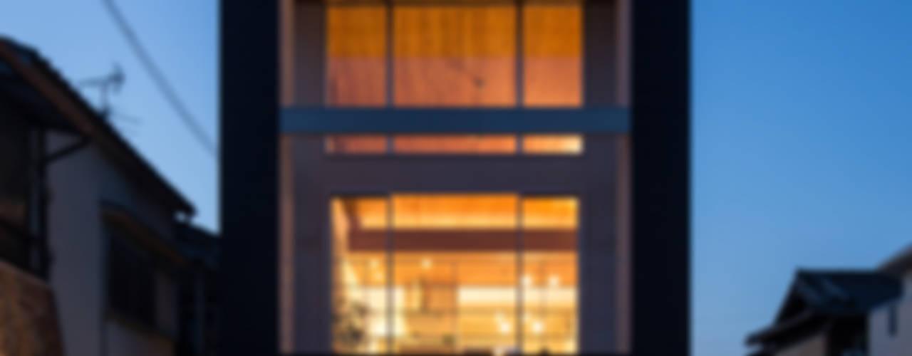 House N: 株式会社濱田設計測量事務所が手掛けた家です。,モダン
