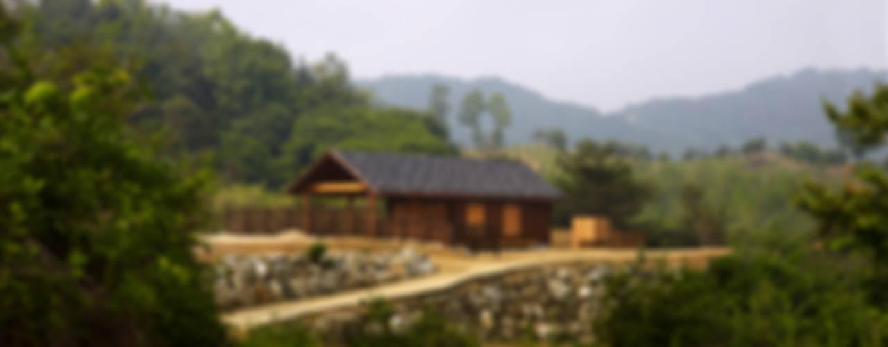 House in Geumsan: studio_GAON의  주택