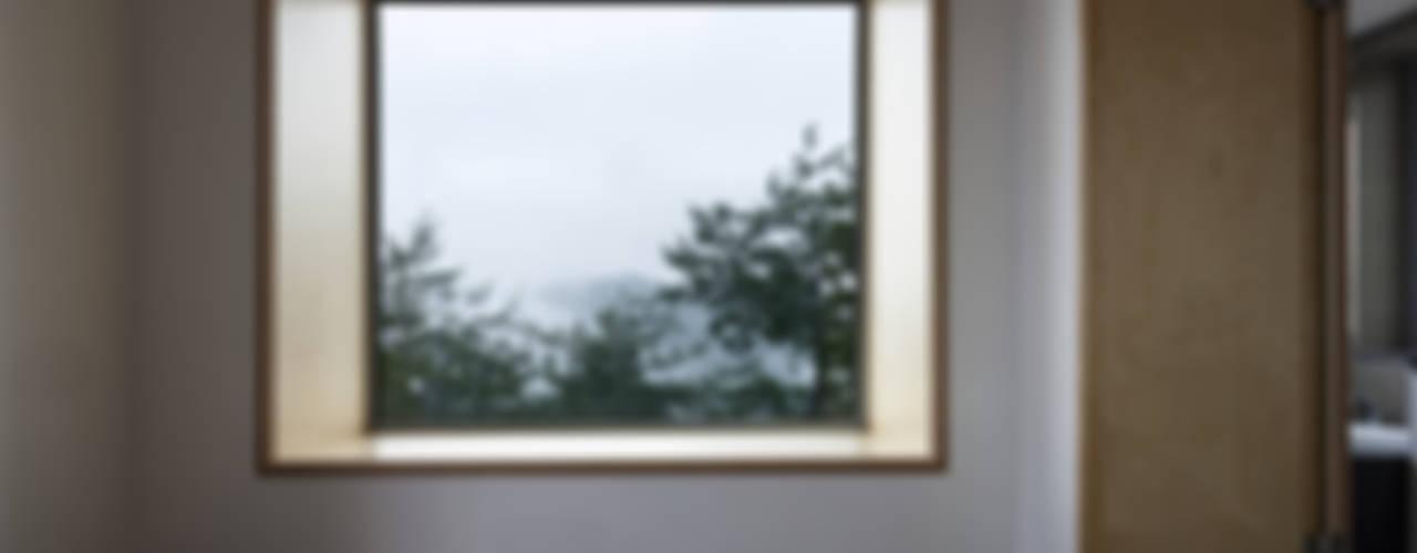 Projekty,  Okna zaprojektowane przez studio_GAON, Nowoczesny