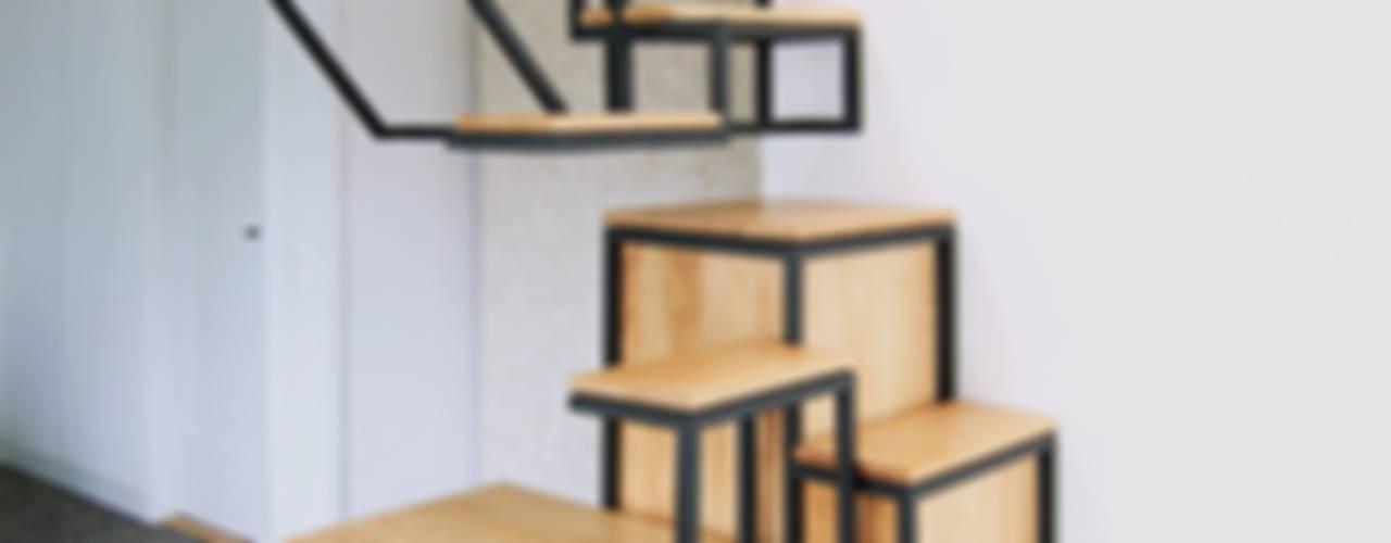Objet élevé Industriële gangen, hallen & trappenhuizen van Studio Mieke Meijer Industrieel