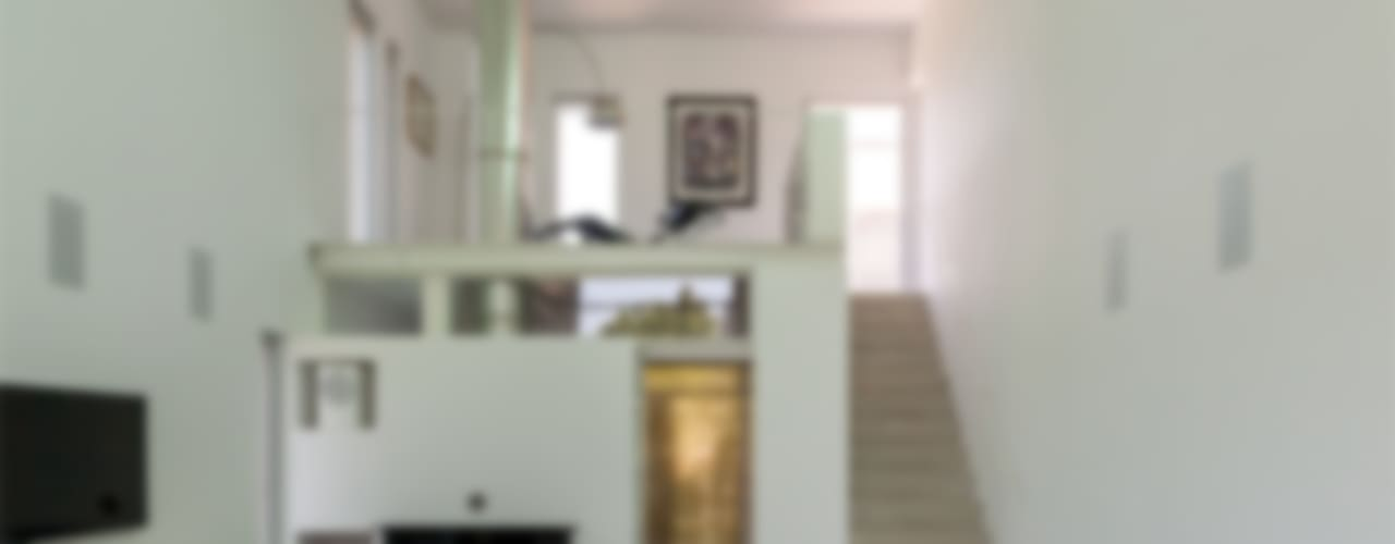 모던스타일 주택 by ateliers d'architecture JPB 모던