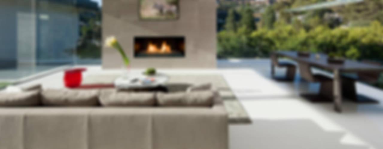Livings de estilo  por McClean Design, Moderno