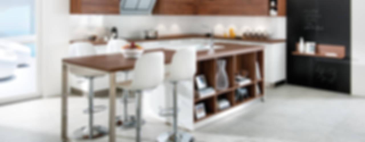 Cocinas modernas de Schmidt Küchen Moderno