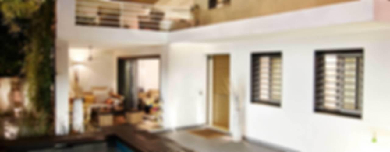 Casas de estilo  por FANSTUDIO__Architecture & Design, Moderno