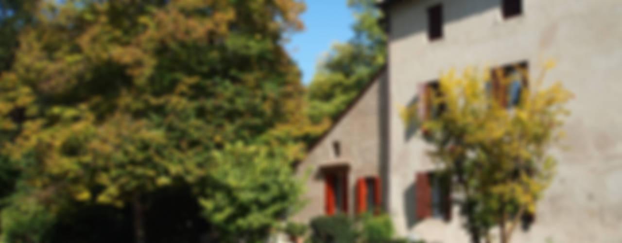 Bed & Breakfast nelle adiacenze di villa Tron Mioni di Alberto Garzotto Architetto Rurale