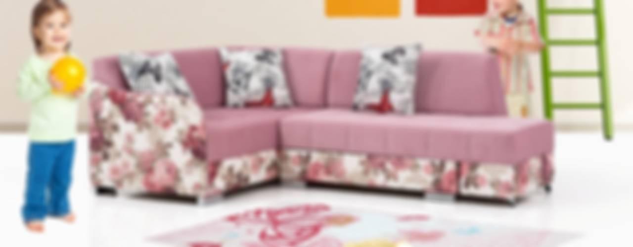 iBRDESIGN – Çocuk odası Köşe koltuğu:  tarz