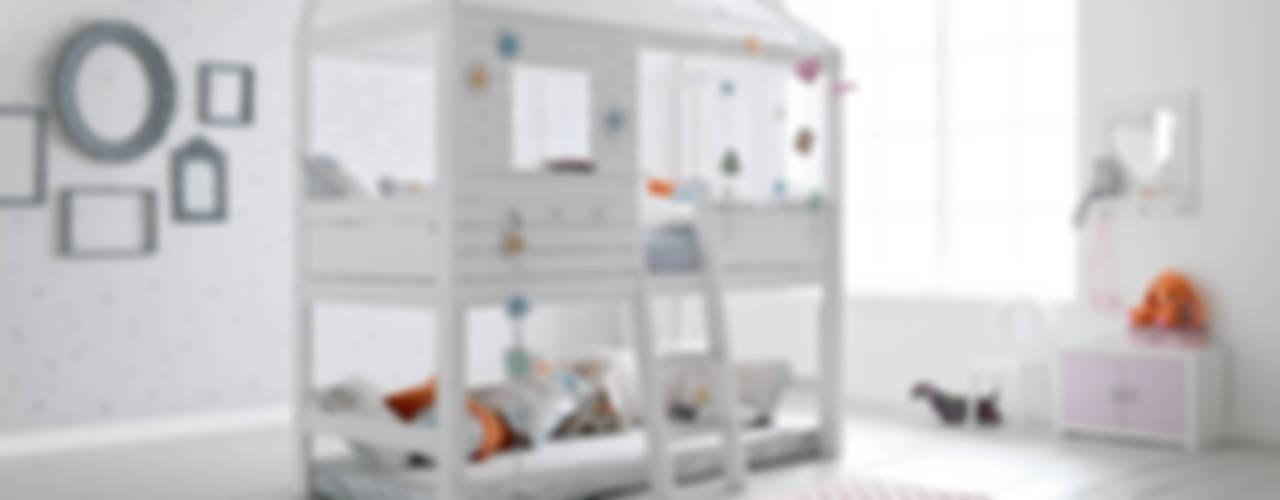 Fairy Themed Bedroom Ideas por Cuckooland Moderno