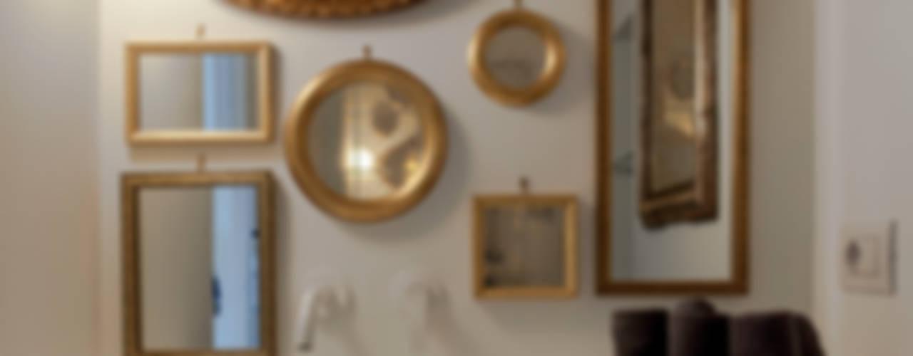 A casa di Giulia Plastudio Bagno eclettico