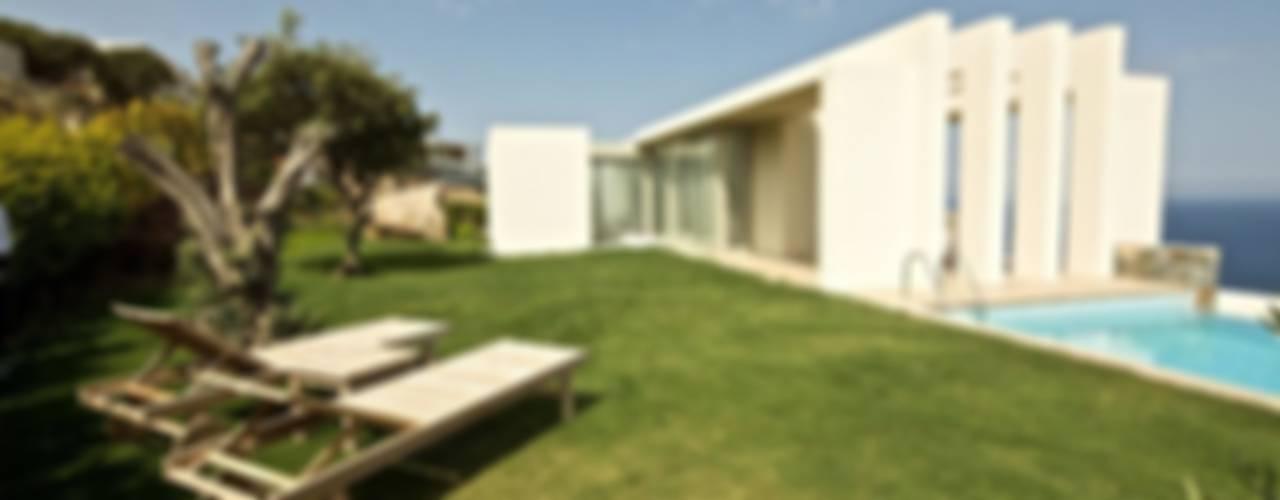 House A1 - A1 Evi HANDE KOKSAL INTERIORS Modern Bahçe