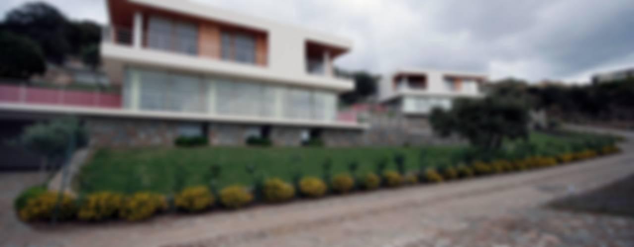 House C3 - C3 Evi Modern Evler HANDE KOKSAL INTERIORS Modern