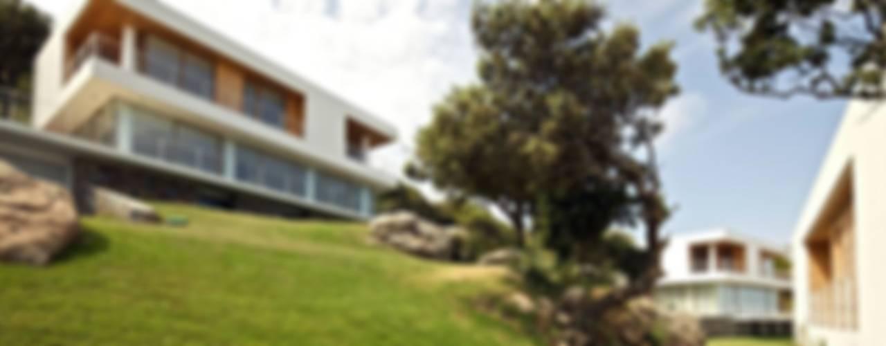 Modern Houses by HANDE KOKSAL INTERIORS Modern