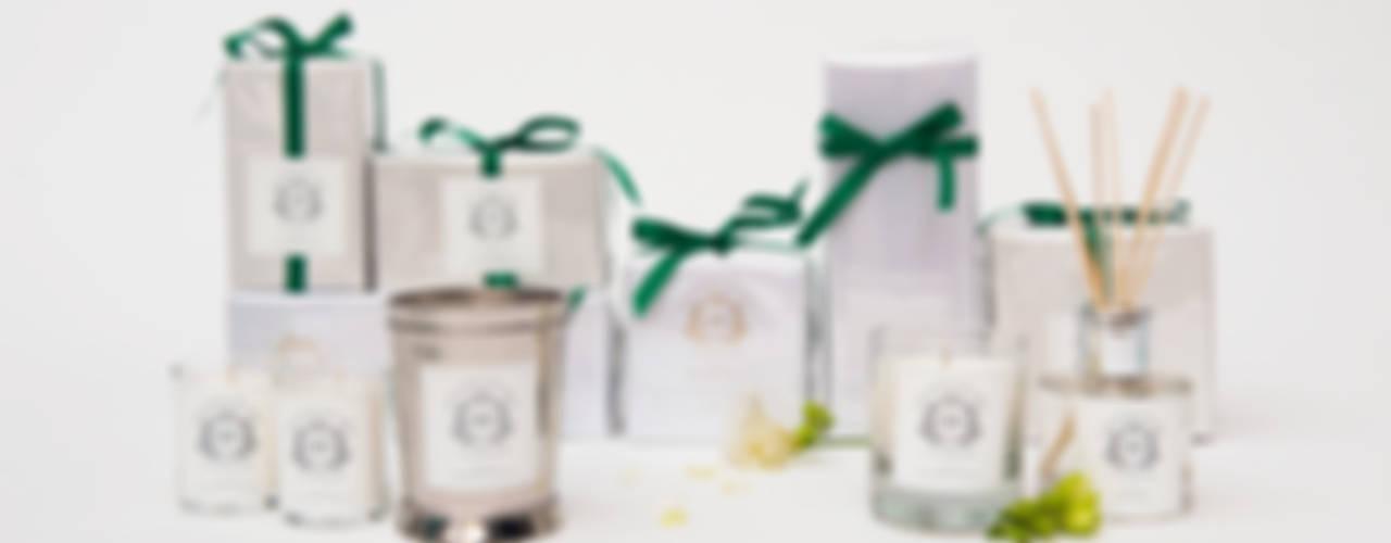 Perfumed Candle の Skandihome