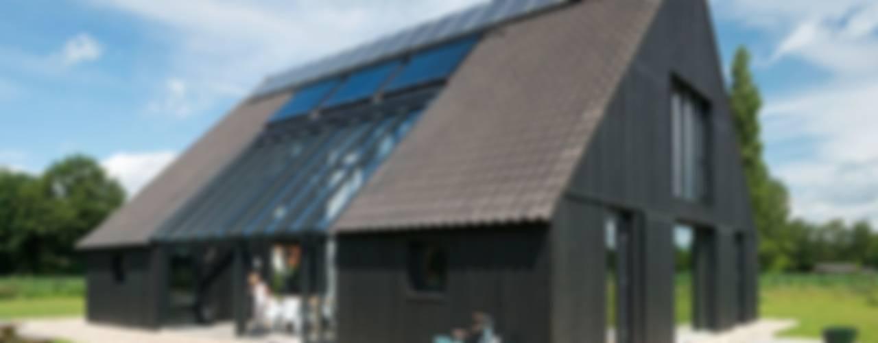 Duurzame Schuurwoning schipperdouwesarchitectuur