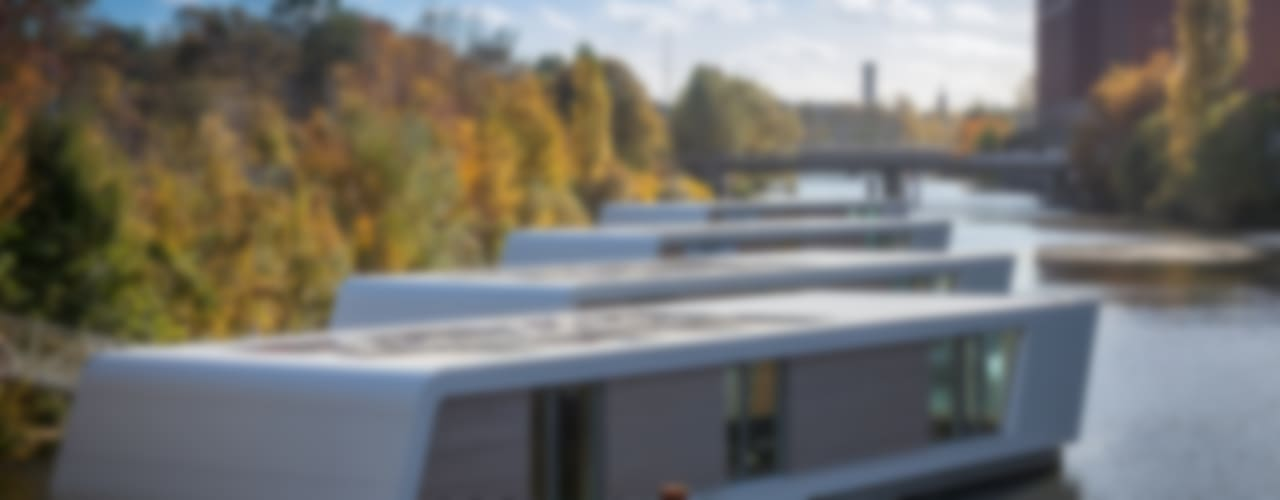 Espacios de Floating Homes GmbH