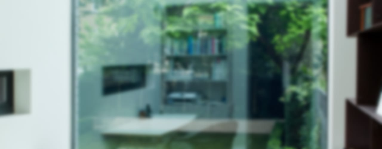 Oficinas de estilo  por Lipton Plant Architects