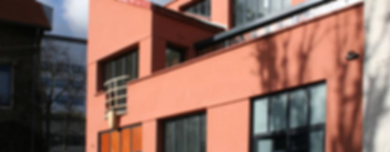 Villa Montsouris par Atelier Morales Moderne