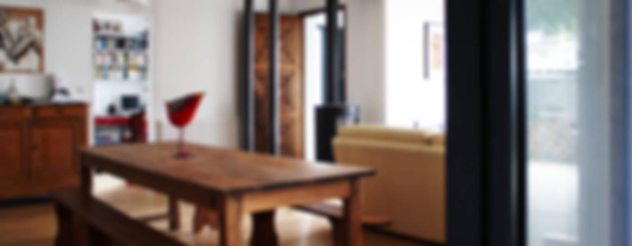 Maison SLNV Maisons modernes par BIENSÜR Architecture Moderne
