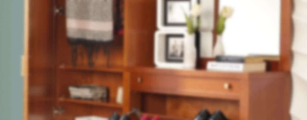 Muebles zapateros clásicos - Ámbar Muebles Paco Escrivá Muebles VestidoresAlmacenamiento