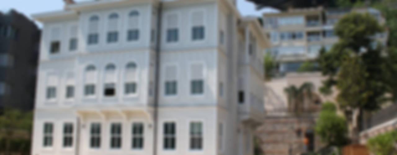 Rumelihisarı Yalı Restorasyonu Klasik Evler Öztek Mimarlık Restorasyon İnşaat Mühendislik Klasik