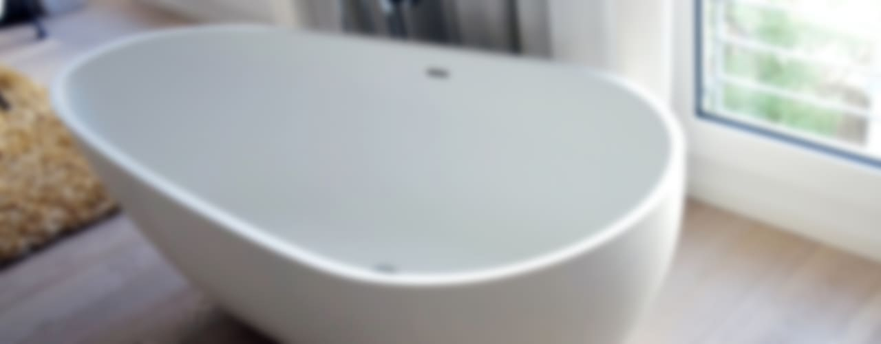 Luxuriöse freistehende Badewannen für edle Badezimmer:   von Badeloft GmbH - Hersteller von Badewannen und Waschbecken in Berlin